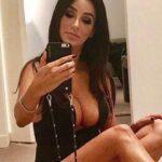 Privates Busen Selfie von Verona Pooth